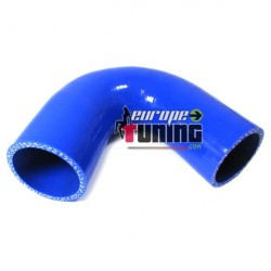 COUDE SILICONE 102/102mm 135° Ø51mm (03651)