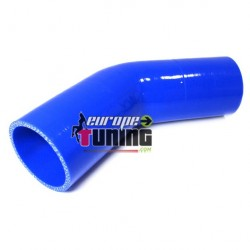COUDE SILICONE 102/102mm 45° Ø63mm (03656)