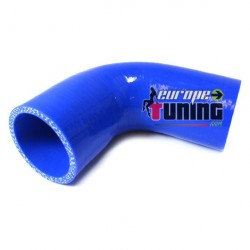 COUDE SILICONE 102/102mm 90° Ø51mm (03658)