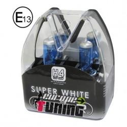 2 AMPOULES H4 55W BLUE (01005)