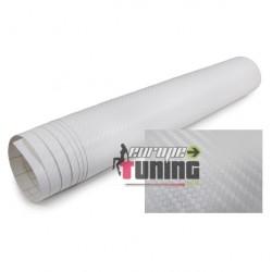 3D CARBON FOLIE BLANC 30cmx150cm (02915)