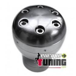 Pommeau Alu titanium (01174)
