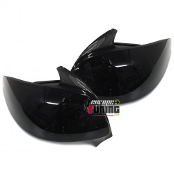 FEUX TUNING FUMES NOIRS PEUGEOT 206 (03563)