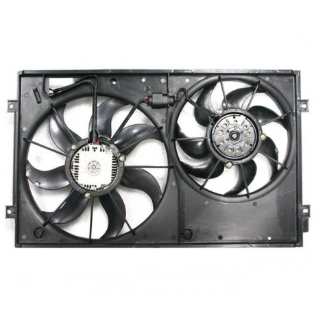 Ventilateur double compl. TOURAN03- 360/290mm