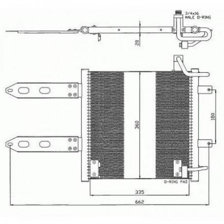 condenseur LUPO/AROSA99- tous MOD