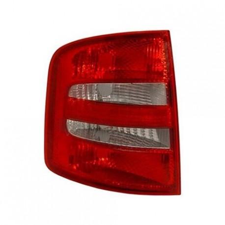 Feu arrière gauche (Côté conducteur) Skoda Fabia 99-04 (3 / 4 / 5 portes)