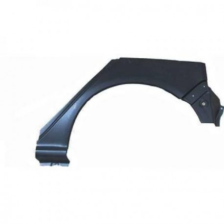 Panneau latéral arrière à gauche (Côté conducteur) Skoda Fabia 99-04 (3 / 4 / 5 portes)