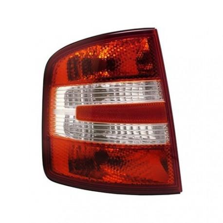 Feu arrière gauche (Côté conducteur) Skoda Fabia 04-07 (3 / 4 / 5 portes)