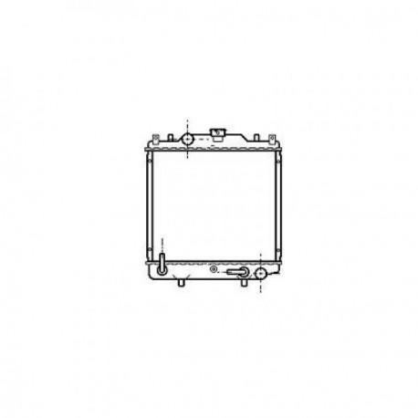 Radiateur refroidissement du moteur Suzuki Alto 94-02