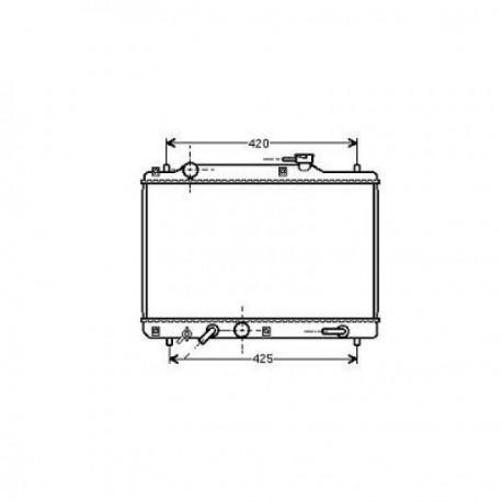 Radiateur refroidissement du moteur Suzuki Baleno 95-98