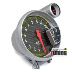 MANOMETRE TUNING COMPTE TOURS CARBONE (01071)