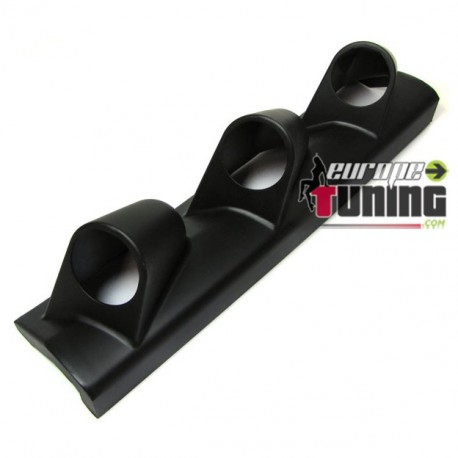 Support manometre 3 X 52mm long (01112)