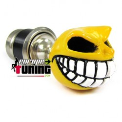 ALLUME CIGARE SMILEY JAUNE (03025)