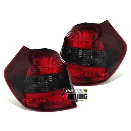 FEUX ROUGES FUMES BMW E87 / E81 (00311)