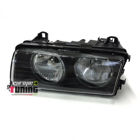 PHARE CONDUCTEUR NOIR BMW E36 (10283)