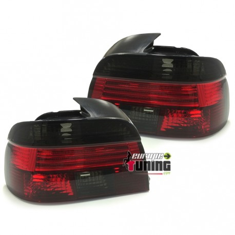 FEUX TUNING E39 ROUGES / NOIRS 95-00 (13204)