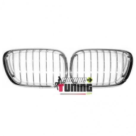 CALANDRE CHROM POUR BMW X5 99-03 (10350)
