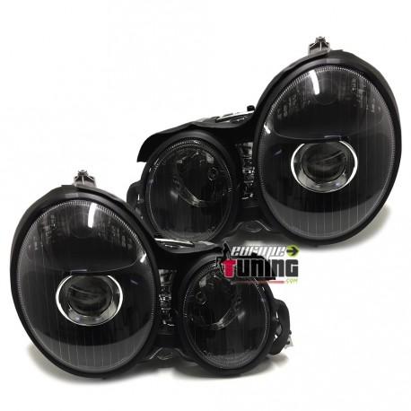 phares-lisses-noirs-w210-berline-95---99-13230