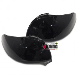 FEUX TUNING FUMES NOIRS PEUGEOT 206 CC (03564)