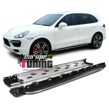 MARCHES PIED INOX CAYENNE 2 (00302)