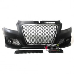 PARE CHOC SPORT LOOK RS3 AUDI A3 08-12 (04296)