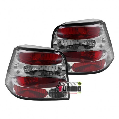 FEUX LEXUS TUNING CHROM GOLF 4 (02345)