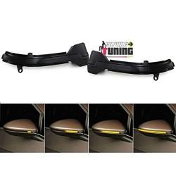 CLIGNOTANTS RETROVISEURS A LEDS DYNAMIQUES BMW SERIE 5 - SERIE 6 & SERIE 7 (04826)