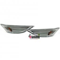 REPETITEURS CLIGNOTANTS LATERAUX D'AILES PORSCHE 911 991 & BOXSTER CAYMAN 981 (04821)