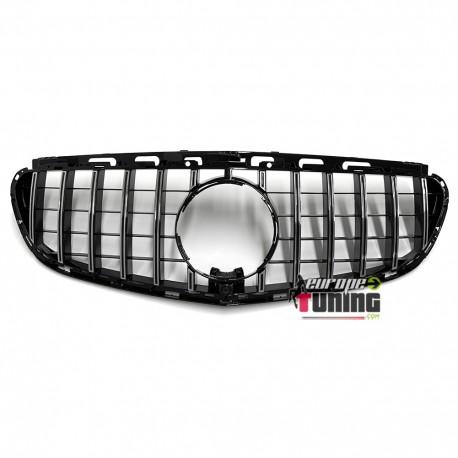CALANDRE LIGNE AMG GT CHROME MERCEDES CLASSE E W212 ET S212 - PH2 (05214)