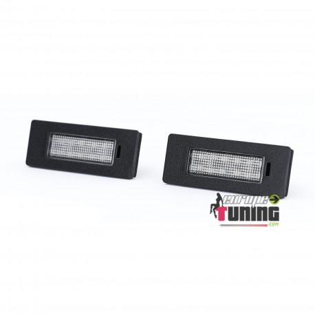 LEDS PLAQUE IMMATRICULATION 6000K AUDI A5 Q2 Q5 (05342)