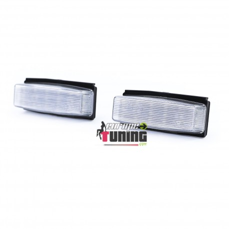 FEUX LED PLAQUE IMMATRICULATION MAZDA MX5 NC 2005-2014 (05360)