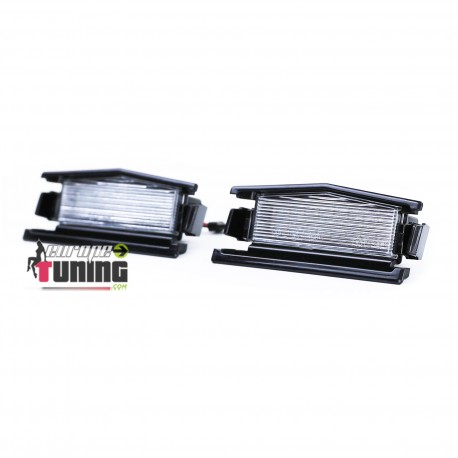 FEUX LED PLAQUE IMMATRICULATION MAZDA 2 DL - MAZDA MX5 ND (05361)