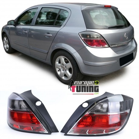 2 FEUX ARRIERES OPEL ASTRA H 5 PORTES 2007-2010 PH2 (05373)